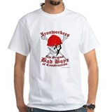 Ironworkers Skull Hardhat, Cross Wrenches! Shirt