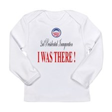 I Was There: Long Sleeve Infant T-Shirt