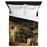 Francisco de Goya The Third Of May Queen Duvet