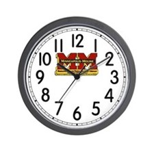 Minneapolis-Moline Wall Clock