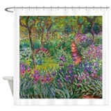 Monet Shower Curtains