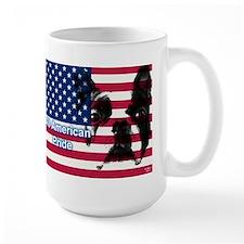 All American Pride, Boston Terrier Mug