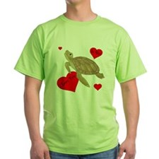 Personalized Turtle T-Shirt