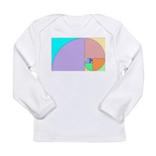 Golden Ratio Long Sleeve Infant T-Shirt