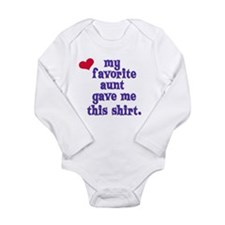 favorite-aunt Body Suit