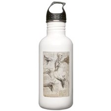anatomy muscles Water Bottle