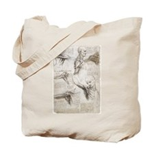 anatomy muscles Tote Bag