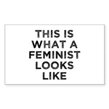 This Feminist Decal