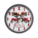 Cool Farm Wall Clock