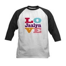 I Love Jazlyn Tee