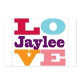 I Love Jaylee Postcards (Package of 8)