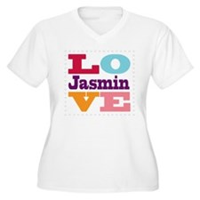 I Love Jasmin T-Shirt