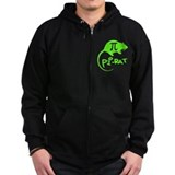 Pi-Rat Zip Hoody