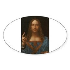 Salvator Mundi Decal