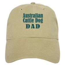 Australian Cattle Dog Dad Baseball Cap