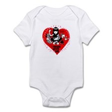 Friends Never End Infant Bodysuit
