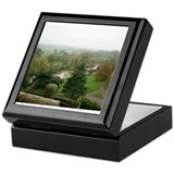English Countryside Keepsake Box