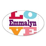 I Love Emmalyn Decal