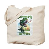 New Mommy's T Rex Tote Bag