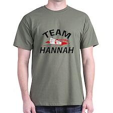 Team Hannah T-Shirt