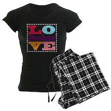I Love Daphne Pajamas