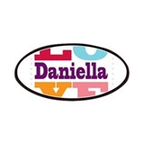 I Love Daniella Patches
