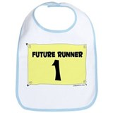 Cute Future marathoner Bib