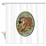 Continental Palace Saigon Shower Curtain