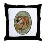 Continental Palace Saigon Throw Pillow