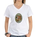 Continental Palace Saigon Women's V-Neck T-Shirt