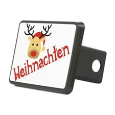 weihnachten Hitch Cover