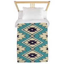 Native American Pattern Twin Duvet