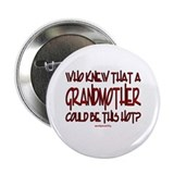 Hot Grandmother Button