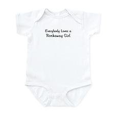 Rockaway Girl Infant Bodysuit
