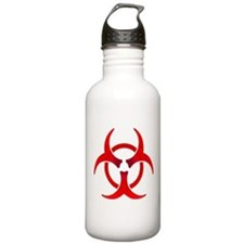 Ruby Bio-hazard Water Bottle