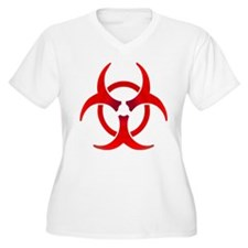 Ruby Bio-hazard T-Shirt