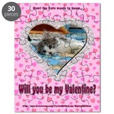 Newts Valentine Puzzle