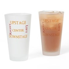 Stage Directions! Drinking Glass