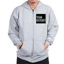 Team Ratchet Zip Hoody