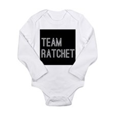 Team Ratchet Onesie Romper Suit