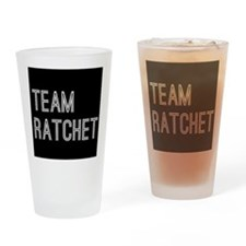 Team Ratchet Drinking Glass