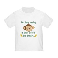 Big Brother To Be Monkey T