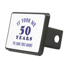 Hilarious 50th Birthday Gag Gifts Hitch Cover
