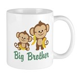 Big Brother Monkeys Mug