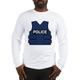 VestPol1A.png Long Sleeve T-Shirt