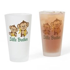 Little Brother To Be Monkey Drinking Glass