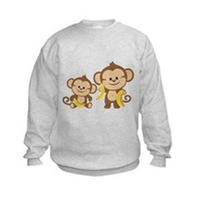 Little Monkeys Sweatshirt