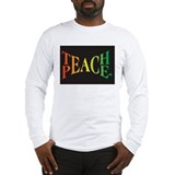 Teach Peace Long Sleeve T-Shirt