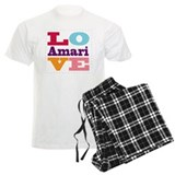 I Love Amari pajamas
