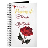 Elena Gilbert Custom Journal